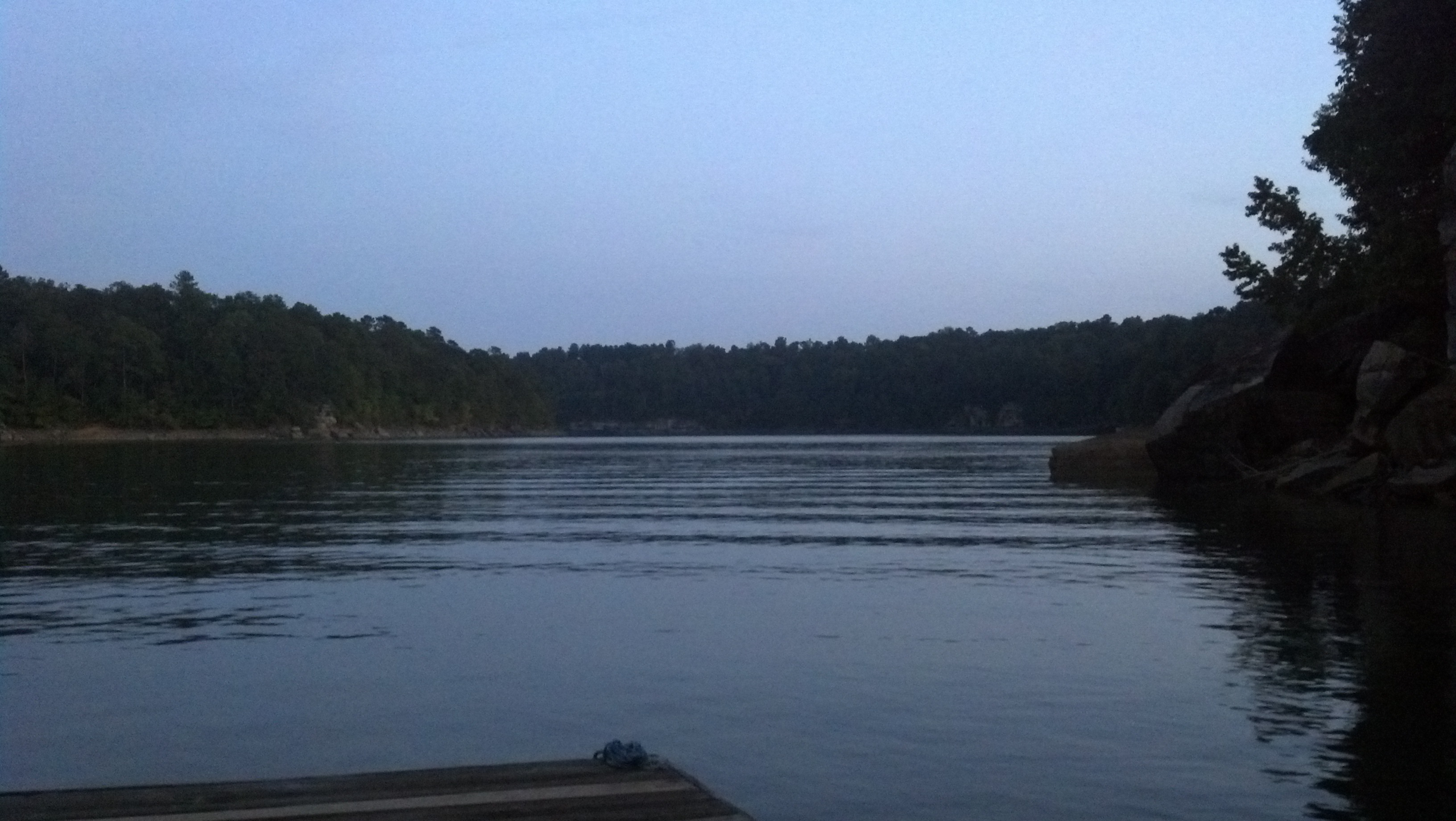 Soliloquy Cabin View at Lewis Smith Lake