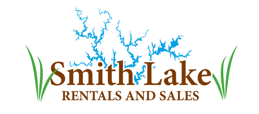Large Smith Lake Rentals and Sales logo