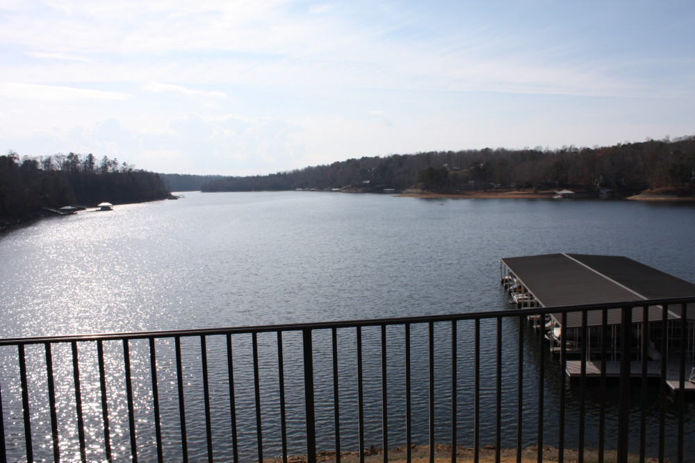 View from Waterford condo Smith Lake Rentals and Sales